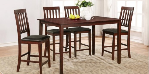 Kmart.com: Great Buy on Essential Home 5-Piece Dining Set