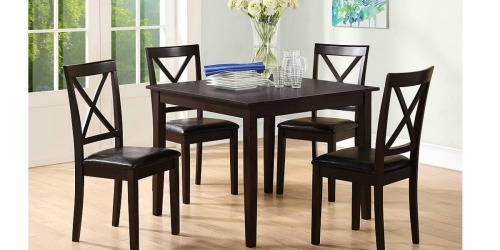 Kmart.com: Essential Home Dining Set $159.20 (Regularly $279) + Earn $79 Shop Your Way Points