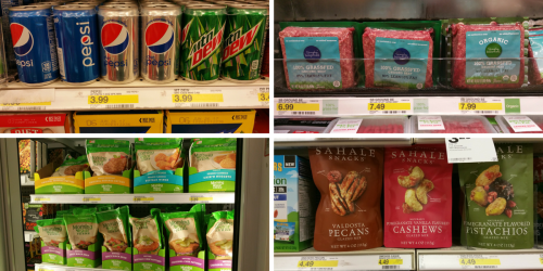 Target Cartwheel: LOADS Of New Grocery Offers = Great Deals On Pepsi, Meat & More