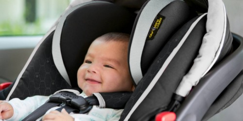 Target: 15% off Graco Car Seats or Booster Seats w/ Safety Surround Technology