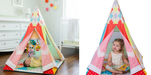 Amazon: Adorable Infantino Grow-With-Me Playtime Teepee Only $55.99 Shipped