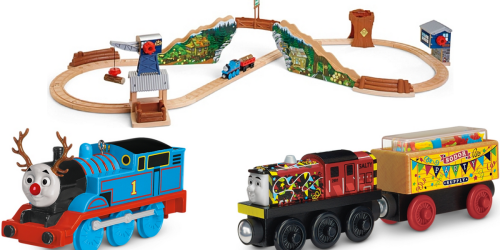 Fisher Price: Extra 20% Off Clearance = Rare Savings On Thomas The Train Toys & More