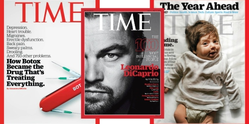 Would You Like 52 Free Issues of TIME Magazine? We Can Make That Happen!