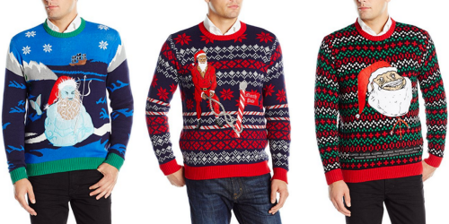 Amazon: Ugly Christmas Sweaters From ONLY $4.81