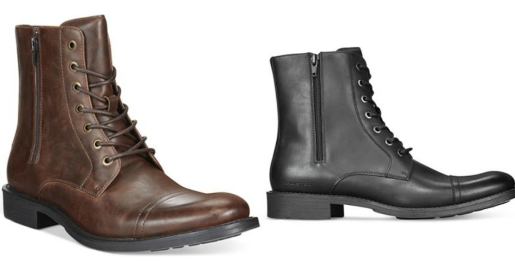 Macy S Men S Boots Only 22 50 Regularly 75 Hip2save