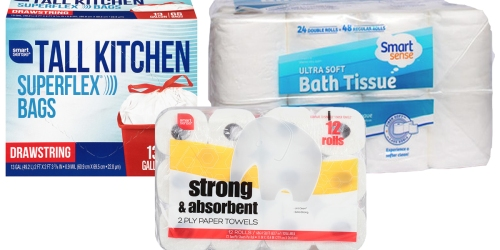 Kmart: Free Bath Tissue, Trash Bags, Paper Towels, K-Cups & More After Shop Your Way Points