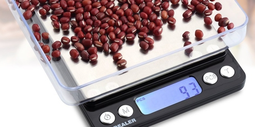 Amazon: Compact Digital Kitchen Scale Only $9.95 (Regularly $29.99)