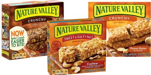Amazon: Great Deals On Nature Valley Granola Bars, Nabisco Snacks & More