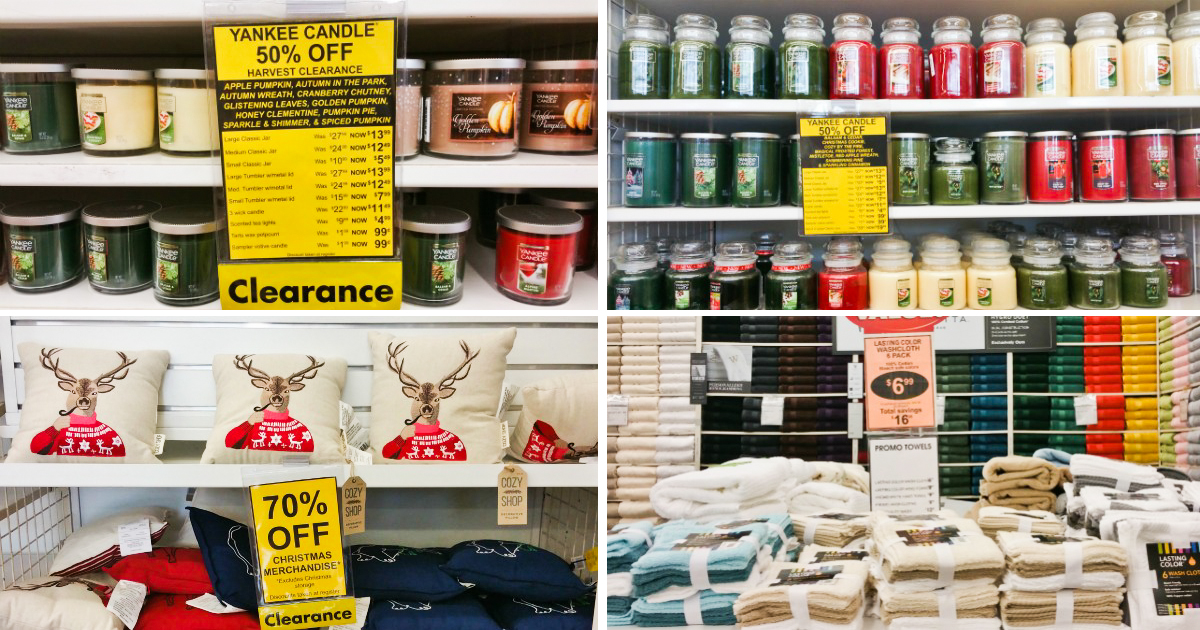 Bed, Bath & Beyond: 50%-70% Off Clearance Sale - Bedding, Candles, Christmas Decor & More - Hip2Save