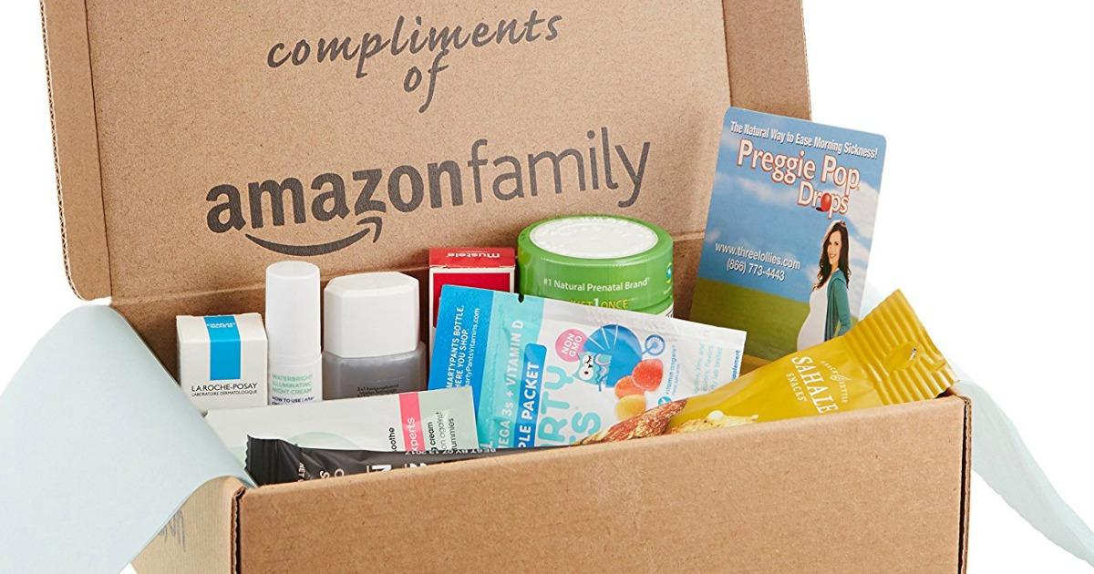 Amazon Family Maternity Box