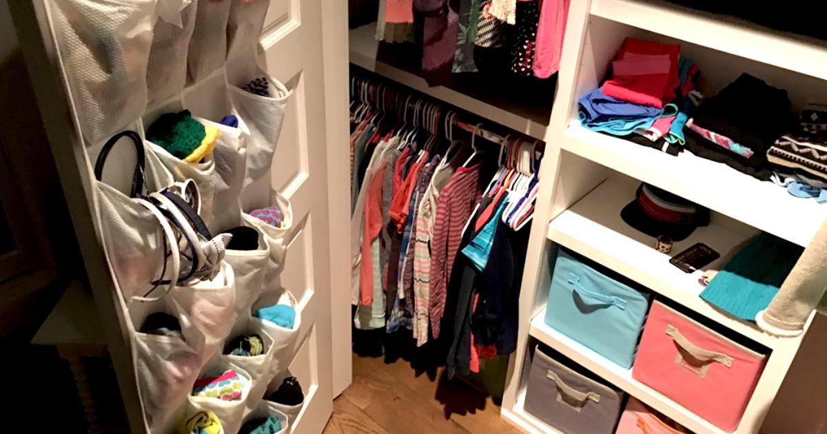 Closet Organization Hacks