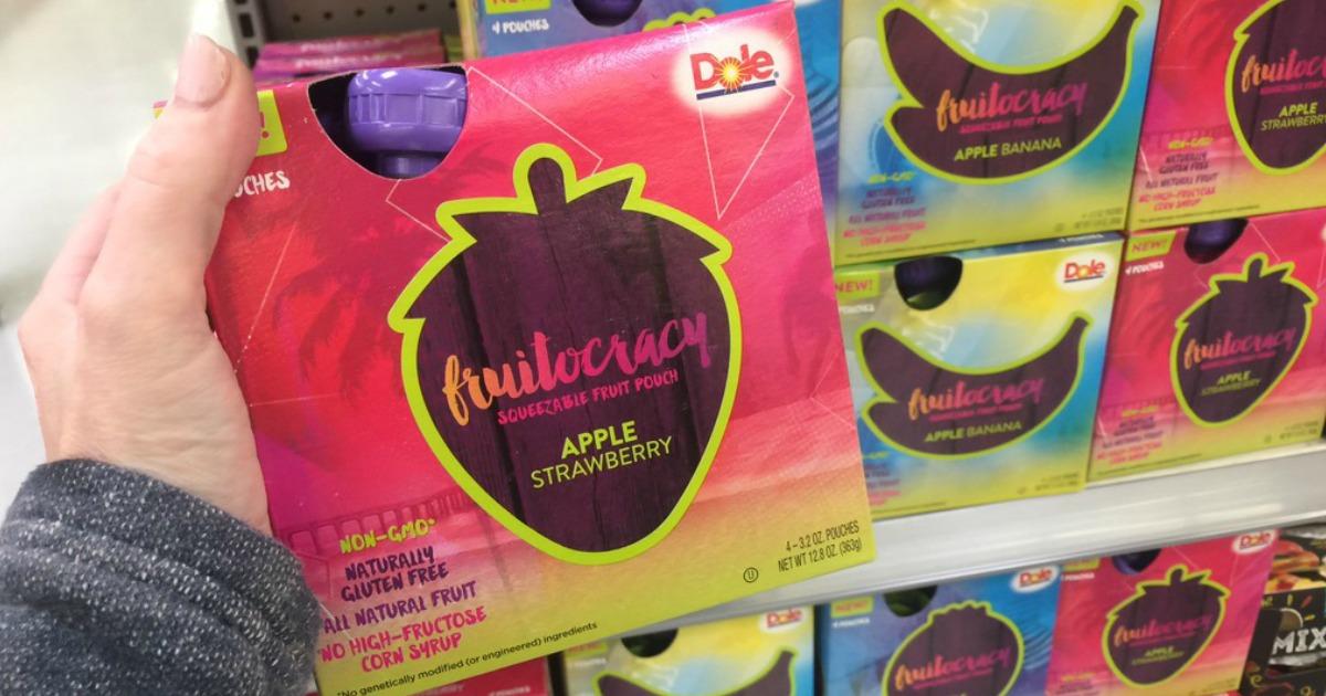 Dole Fruitocracy 4-Pack
