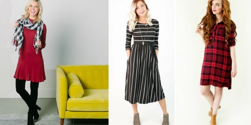 Cents of Style: EXTRA $13 Off Dresses + Free Shipping (Many are on Sale!)