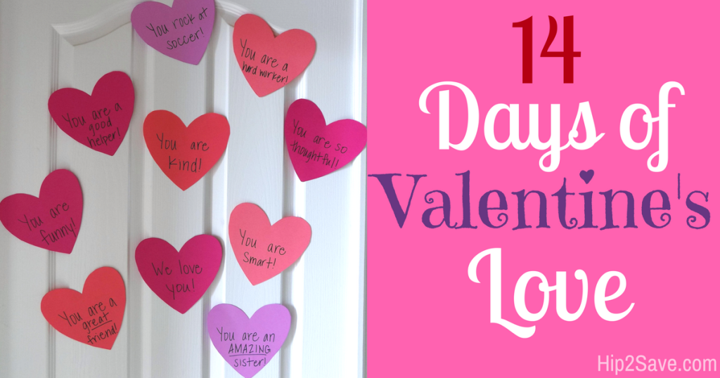 14 Days of Valentine's Day Love