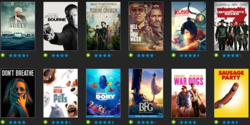 Jet.com Customers: Possible FREE Vudu Movie Rentals (Check Your Inbox)