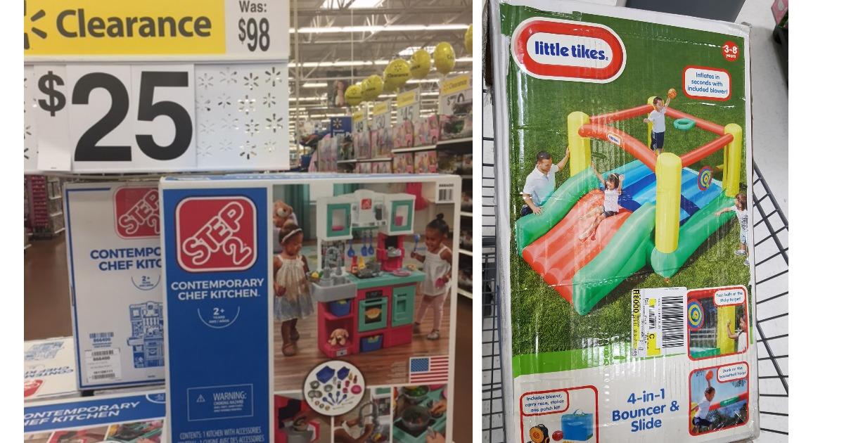 Walmart Clearance Finds 25 Step2 Kitchen 35 Little