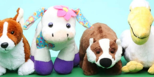 Hollar: GANZ WebKinz Plush Animals Only $1.92