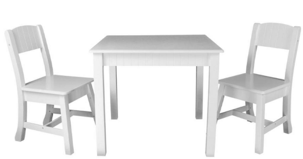 white-table-set
