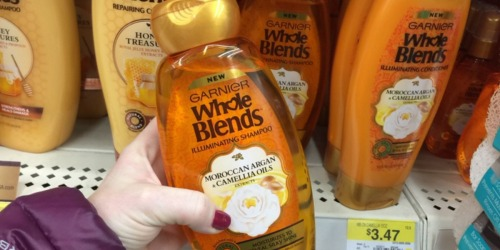 High Value $2/1 Garnier Whole Blends Coupon = Only $1.47 at Walmart + More