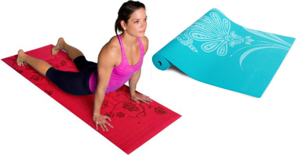 Walmart Com Highly Rated Tone Fitness 24 Quot X 68 Quot Yoga Mat