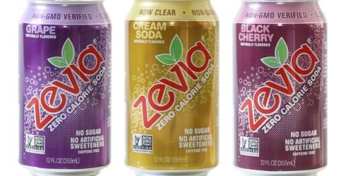 Amazon: Score Nice Deals on Zevia Soda