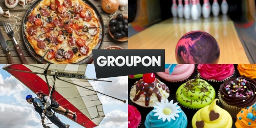 Groupon: Up to $30 Off Massages, Things to Do & Restaurants
