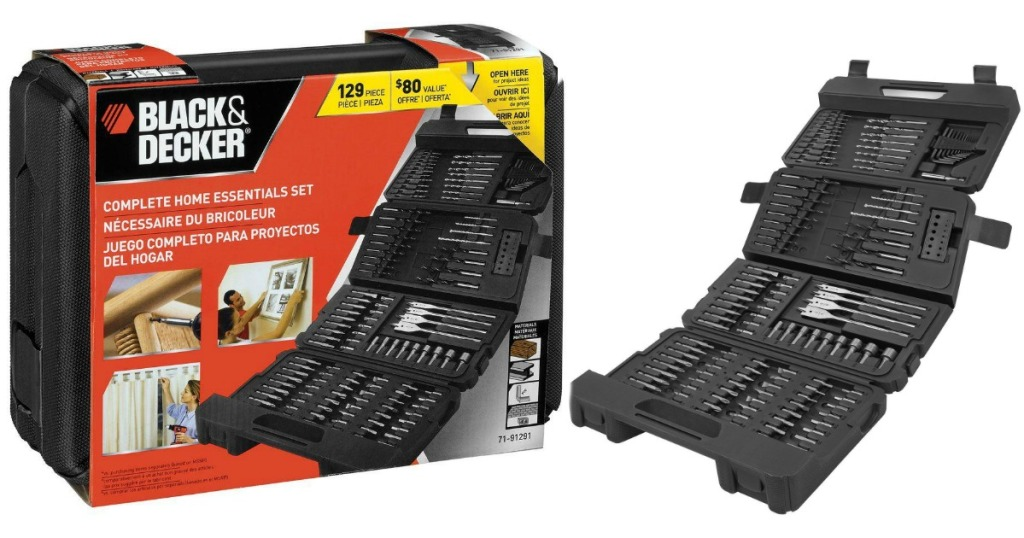 129-piece-blackdecker-drilling-and-driving-complete-home-essentials-set
