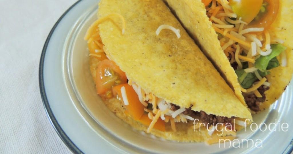 3-ingredient slow cooker beef tacos