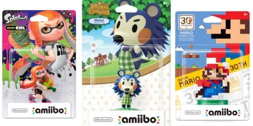 Walmart.com: Amiibo Figures Starting at Just $2.88