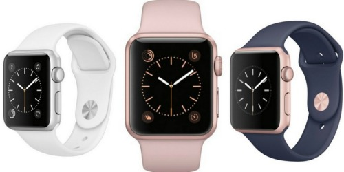 Target.com: Apple Watch Series 1 w/ Sport Bands Only $199.99 Shipped (Regularly $269.99)