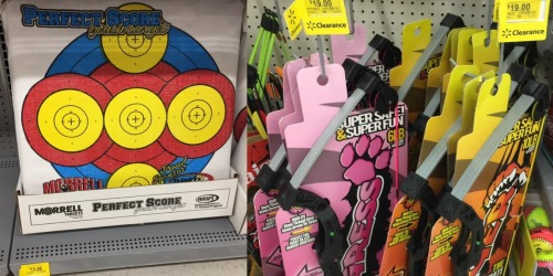 Walmart Shoppers! Possible Clearance on Archery Items and Hunting Apparel