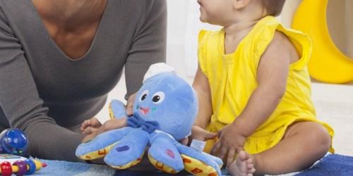 Baby Einstein Octoplush Plush Toy Only $9.88 (Regularly $19.99)