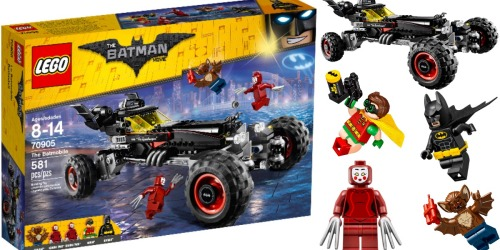 Target: LEGO Batman Movie The Batmobile Set Only $43.99 Shipped (Lowest Price)