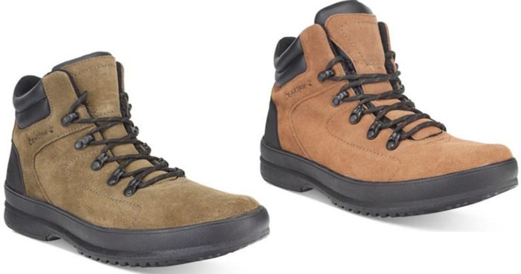 563e6c7bf Macy's: Bearpaw Men's Dominic Waterproof Boots Only $29.99 ...