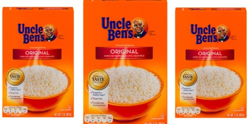 2 New Uncle Ben's Rice Coupons = Great Deals at Target