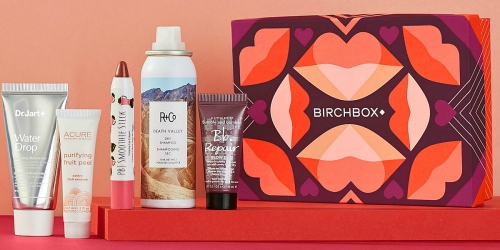 Birchbox: 2 Beauty Boxes ONLY $10 Shipped