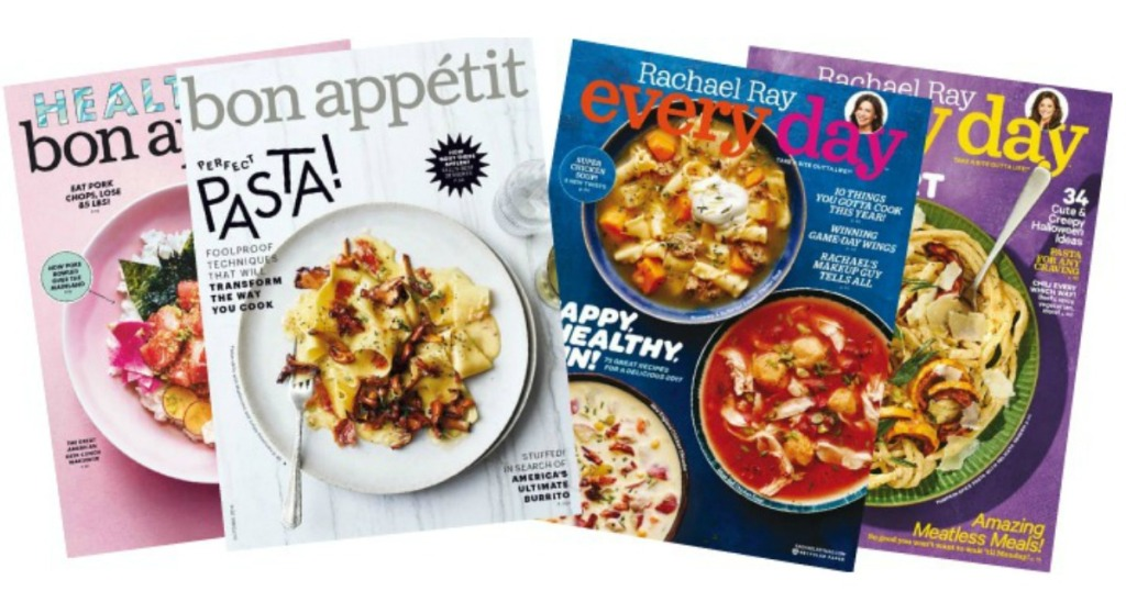 bon-appetit-magazine-everyday-with-rachael-ray-magazine