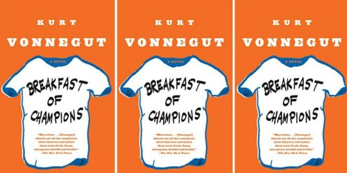 Amazon: Breakfast of Champions by Kurt Vonnegut eBook Only $8.99 + Add Audible for Extra $1.99