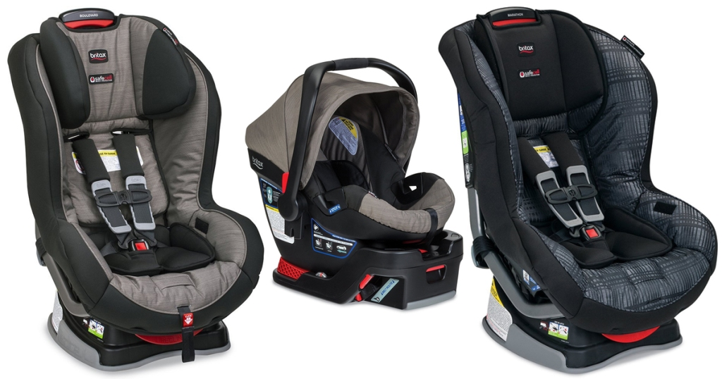 Amazon 40 Off Select Britax Car Seats B Safe 35 Infant Seat