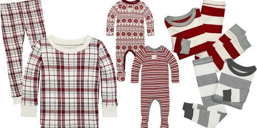 Burt's Bees Pajamas For Entire Family Only $5 Each (Regularly $39.95)