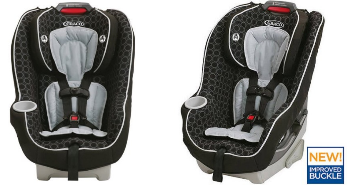 Walmart Graco Contender 65 Convertible Car Seat Only 9988 Shipped More