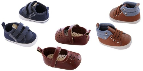 Kohl's Cardholders: Carter's Baby Shoes Only $4.76 Shipped (Regularly $17)