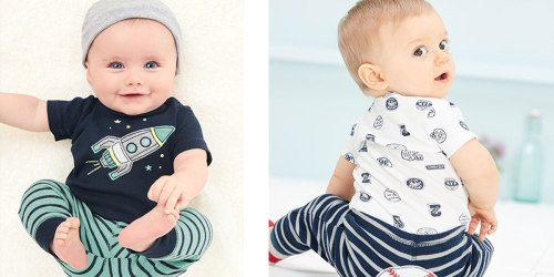 Adorable Carter's Baby Bodysuits As Low As ONLY $1.95 Each + More Deals