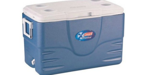 Coleman 52-Quart Xtreme Cooler Only $22.94 (Regularly $49.99)