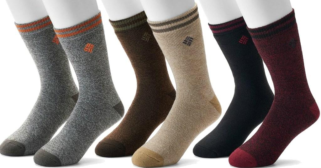 columbia-socks