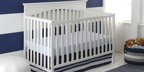 Safety 1st Heavenly Dreams Light Blue Baby Mattress Only $39 Shipped (Regularly $55)