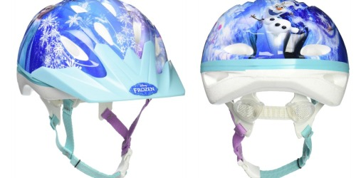 Amazon: Bell Child-Size Frozen Bike Helmet Only $10.09 (Regularly $19.99)
