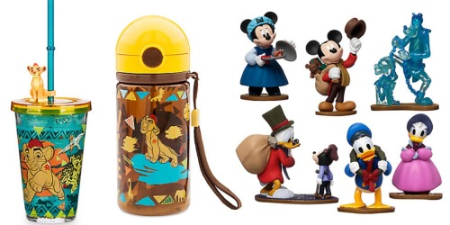 Disney Store: 25% Off Entire Purchase = Lion Guard Tumbler Only $3.75 & More