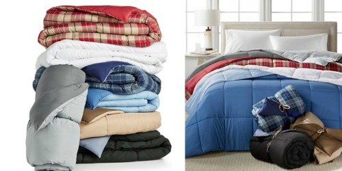 Macy's: Down Alternative Comforter in ALL Sizes Only $29.99 Shipped (Regularly $130)