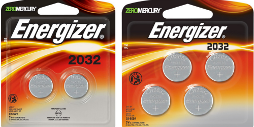 Amazon: Energizer Batteries Starting at Only $1.14 Shipped